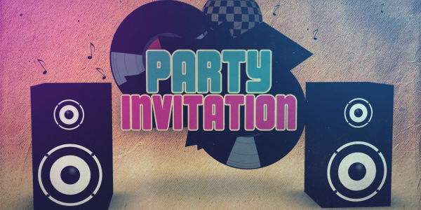 It's Partytime: Invitation Video